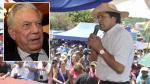 Evo Morales critica visita de Mario Vargas Llosa a Bolivia - Noticias de carlos sanchez berzain