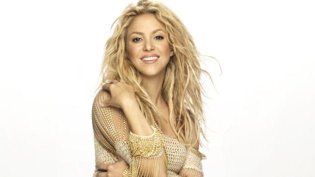 Shakira dice que a Piqué le gusta la carne. (USI)