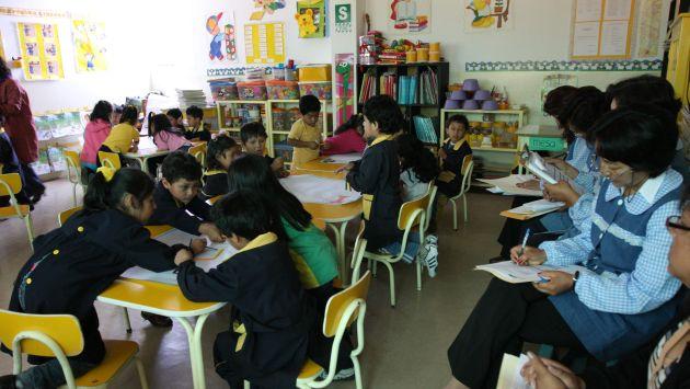 Lista de útiles para alumnos de educación inicial no debe exceder los S/.50. (USI/Referencial)