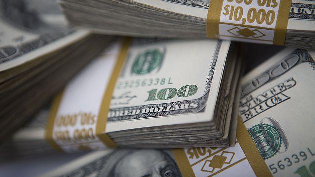 Reservas Internacionales Netas siguen al alza. (Bloomberg)