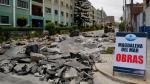 Magdalena: Desviarán tránsito por mantenimiento de Av. Gonzales Prada - Noticias de larco herrera