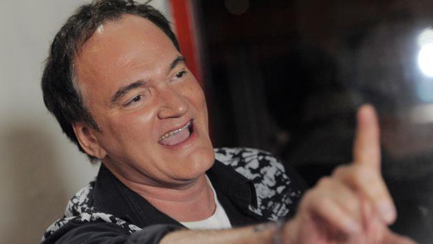 Quentin Tarantino prepara nuevo western con Christoph Waltz.  (AP)