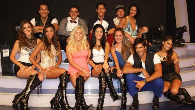 Este es el renovado elenco del reality de ATV. (Roberto Rojas)
