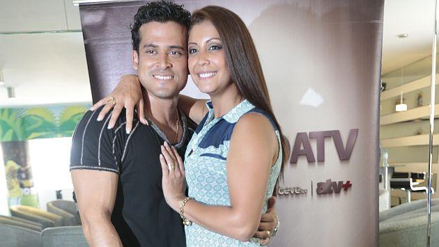 Christian Domínguez se casaría con Karla Tarazona en 2015. (César Fajardo)