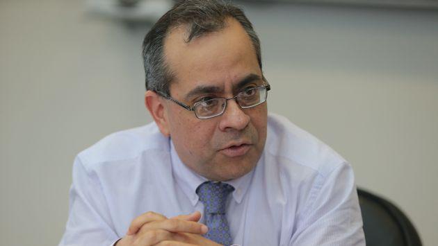 Ministro de Educación, Jaime Saavedra, reconoció que hay problemas de infraestructura en varios colegios del Perú. (Perú21)