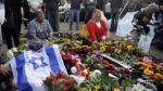 Ariel Sharon fue enterrado en su granja familiar - Noticias de benny gantz