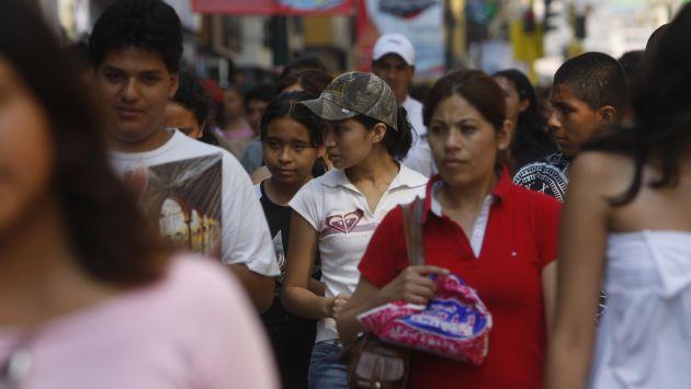 Expectativas económicas de los peruanos. (USI/Referencial)