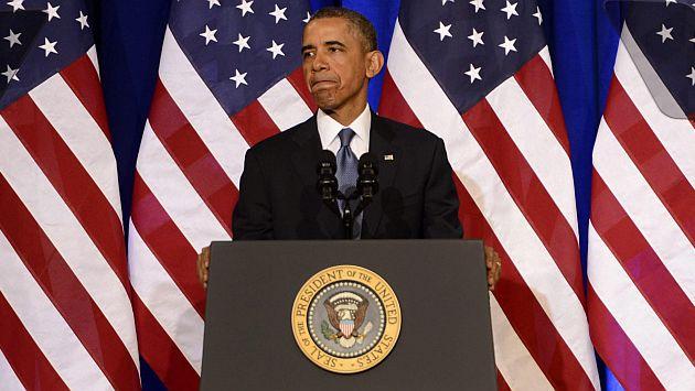 Barack Obama prohíbe espiar a mandatarios aliados y reforma la NSA. (EFE)
