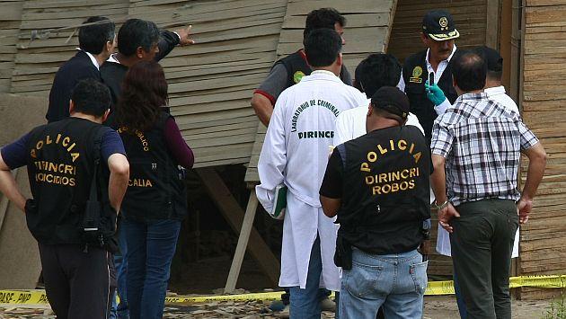 Extorsiones en Lima: Obstáculos atan de manos a Policía (USI)