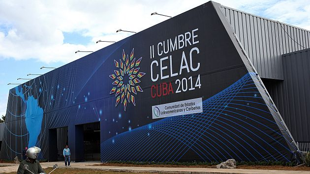 II Cumbre de la Celac, que reunirá los días 28 y 29 de enero. (EFE)