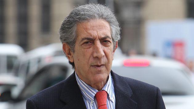 Jorge Tarud afirmó que fallo de La Haya no será de inmediata aplicación. (Emol)