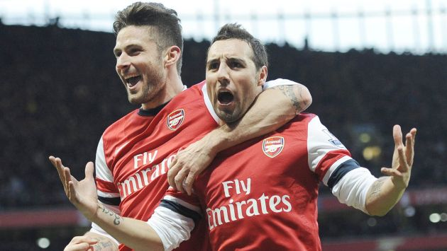 Premier League: Arsenal es líder y el Manchester City le pisa los talones. (EFE)