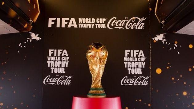 Copa Del Mundo 2014 Trofeo Copa Del Mundo Solo Podrá Ser
