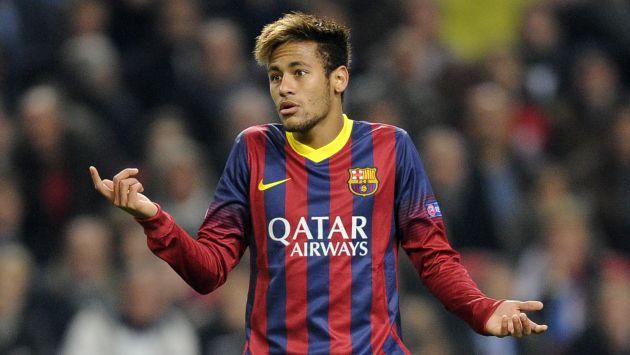 Neymar habría firmado un contrato que no estipula sus verdaderos ingresos. (AFP)