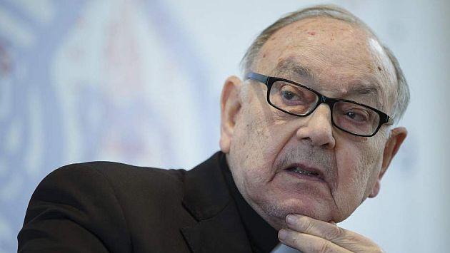"""Futuro cardenal español dice que la homosexualidad tiene """"tratamiento"""". (EFE)"""