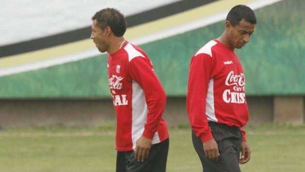 Roberto Palacios: 'Solano debe quemar etapas antes de dirigir una selección'. (USI)