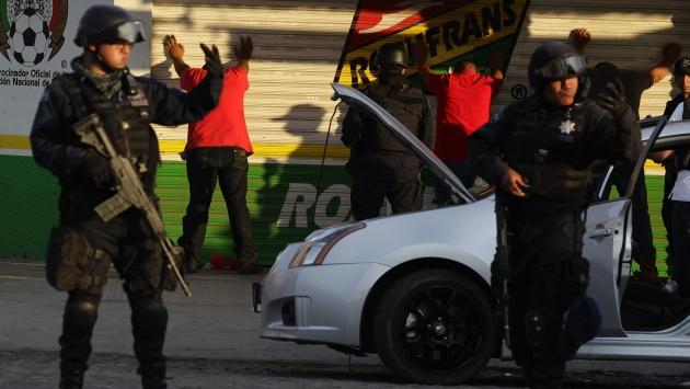 'El Toro' fue capturado el domingo durante un opertivo realizado en el estado de Michoacán. (EFE)