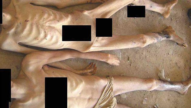 Siria: Informe denuncia matanza sistemática de 11,000 presos. (Reuters)