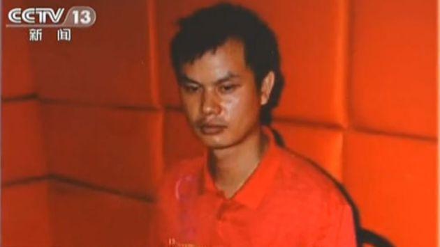 Ejecutan a hombre que mantuvo a seis esclavas sexuales en un sótano. (CCTV)