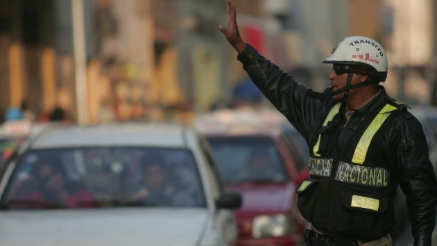 Policía fue condenado a 4 años de prisión suspendida. (Perú21/Referencial)