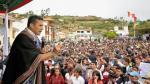 Ollanta Humala critica a alcaldes por 'proyectos faraónicos' - Noticias de oscar espinar
