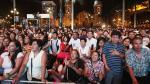 Serenata de Lima: Más de 7 mil personas acudieron al evento - Noticias de cecilia barraza