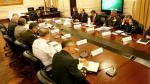 La Haya: Ollanta Humala encabezó reunión del Consejo Nacional de Seguridad - Noticias de carlos cabrera