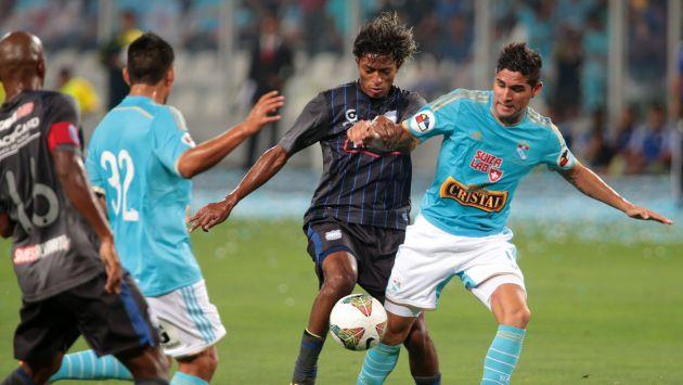 Sporting Cristal decepcionó a sus hinchas. (CMD/Andina)