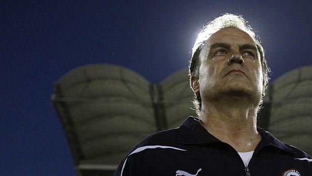 Marcelo Bielsa sería un lujo de técnico.  Pero el problema no es el DT, somos nosotros. (Reuters)