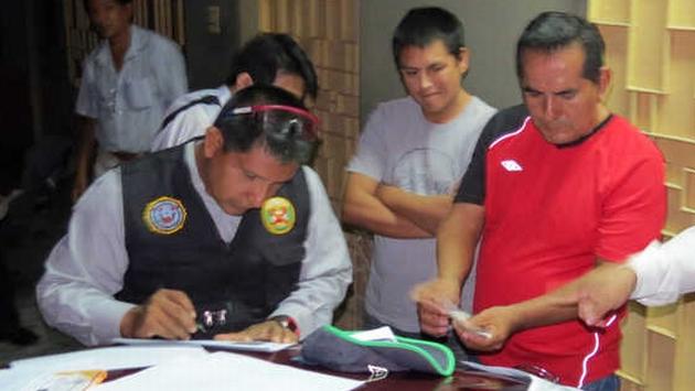 Loreto: Fiscal antidrogas fue intervenido tras extorsionar a empresario. (Diario La Región)