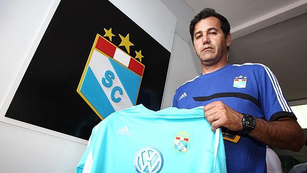 Sporting Cristal: Piden a los hinchas tenerle paciencia a Daniel Ahmed.