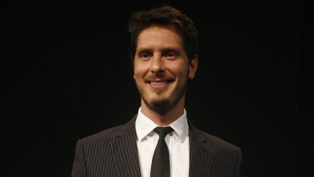 Cristian Rivero dice que actuará en película. (Mario Zapata)