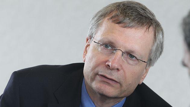 Dani Rodrik se formó en Princeton y Harvard. (Carolina Urra)