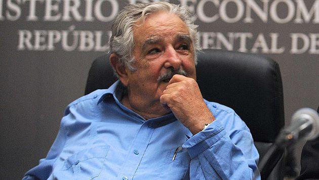 José Mujica mediará en negociación de paz entre Santos y las FARC. (AFP)