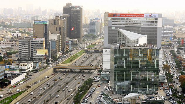 Scotiabank prevé que la inversión privada crecerá 6% este año. (Karen Zarate)