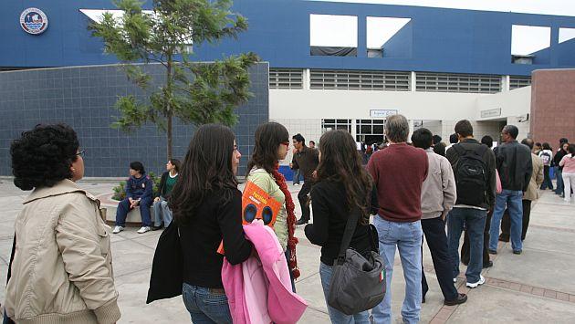 Ránking de universidades en el Perú: Conoce a las mejores del 2013. (USI)