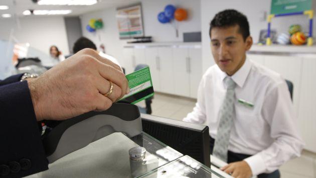 Morosidad de la banca cerró en 2.12% en 2013. (USI)