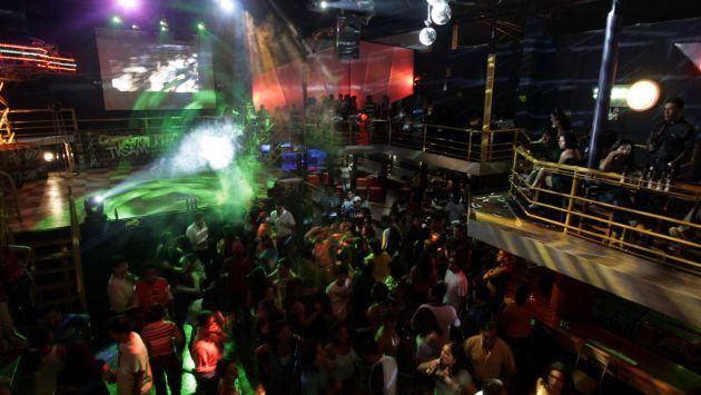 Cedro: El 40% de conductores que van a discotecas admitió que manejó ebrio. (Andina)
