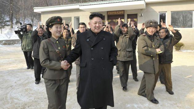 """Corea del Norte pide crear """"atmosfera de reconciliación"""" con Corea del Sur. (Reuters)"""
