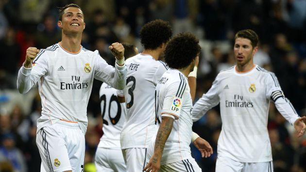 Real Madrid es el club de fútbol más rico del mundo. (AFP)