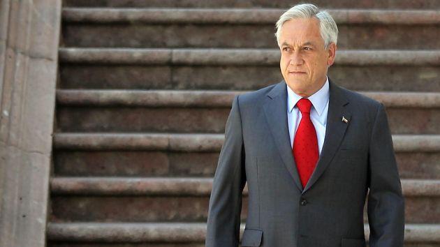 La Haya: Piñera escuchará el fallo junto a sus ministros en La Moneda. (EFE)
