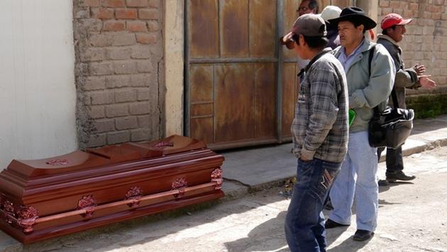 Se comprobó que anciana murió por castigos. (Milciades Gutiérrez)