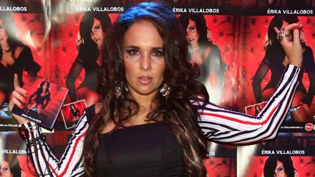 Érika Villalobos se confesó. (USI)