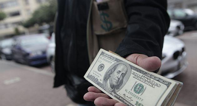 El dólar cerró la semana al alza. (USI)