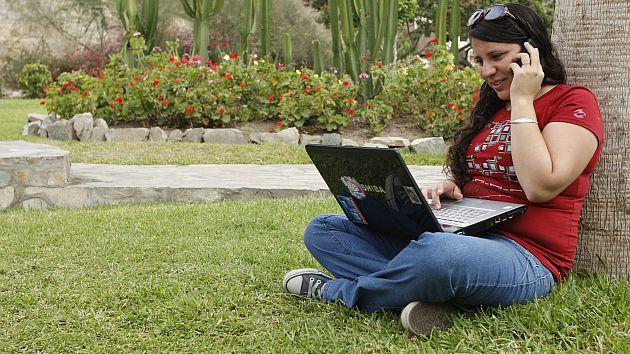 Osiptel  implementará antes del primer semestre del año un 'observatorio de Internet'. (USI)