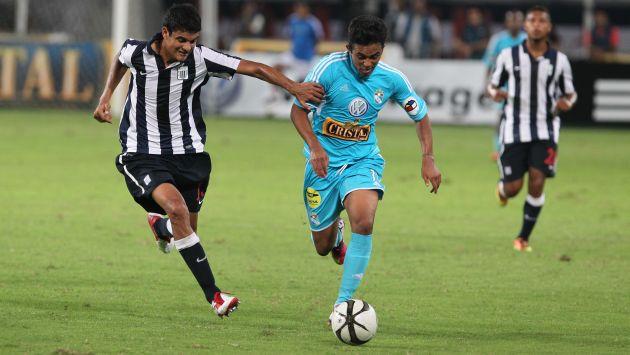 Sporting Cristal y Alianza Lima se enfrentarán en el Grupo A. (Perú21)