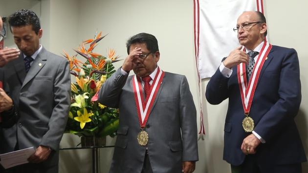 Bajo sospecha. Fiscal supremo deberá explicar sus resoluciones. (Fidel Carrillo)