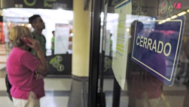 Comerciantes en la mira. (AFP)