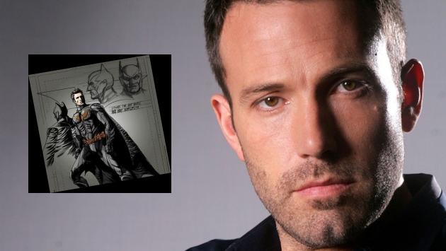 Ben Affleck ya no sería Batman. (Internet)