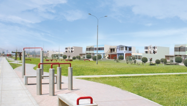 U$20,000 Valor promedio de lote 100m2 fuera de Lima tradicional. (USI)
